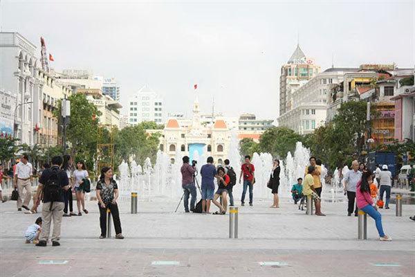HCM City's smart makeover makes steady progress