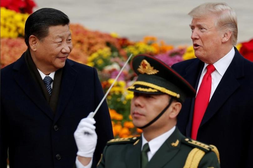 Mỹ Trung,Mỹ,Trung Quốc,Donald Trump,Tập Cận Bình,cuộc chiến thương mại,thương mại,chiến tranh thương mại,kinh tế,thuế,Vương nghị,ngoại giao,đàm phán