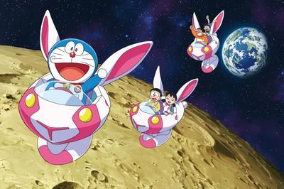 Tặng vé xem ra mắt phim mới nhất về Doraemon