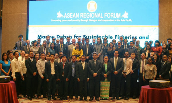 Regional cooperation needed to protect precious marine environment