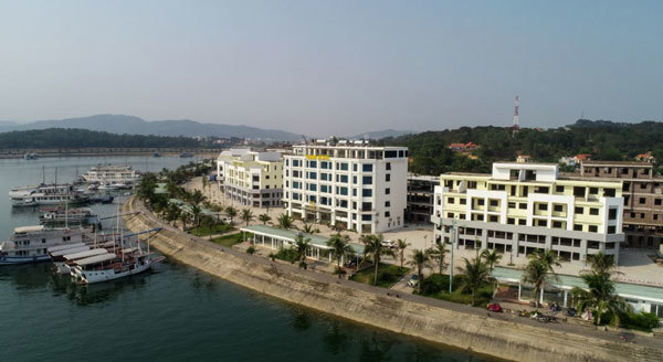 Tuần Châu Marina dẫn đầu xu hướng mini hotel ở Hạ Long