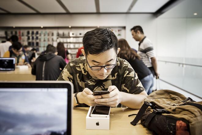 Apple,Donald Trump,iPhone,Mỹ,Trung Quốc,điện thoại iphone,chiến tranh thương mại