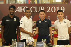 """HLV Hà Nội ước chỉ cần thắng """"nửa bàn"""" trước Tampines Rovers"""