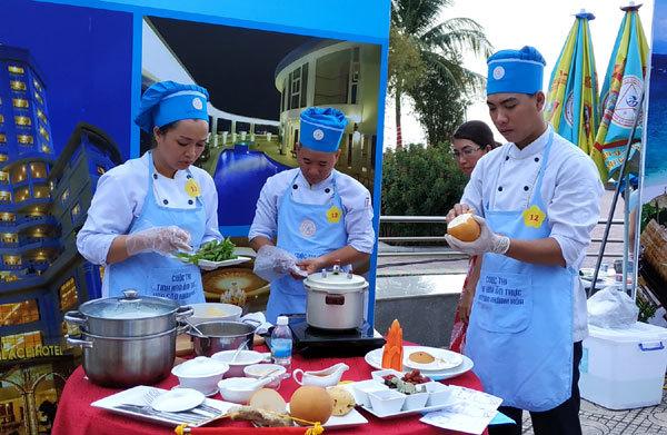 Giới thiệu tinh hoa ẩm thực yến sào đến du khách Nha Trang