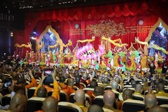 VESAK connects people from all over the world