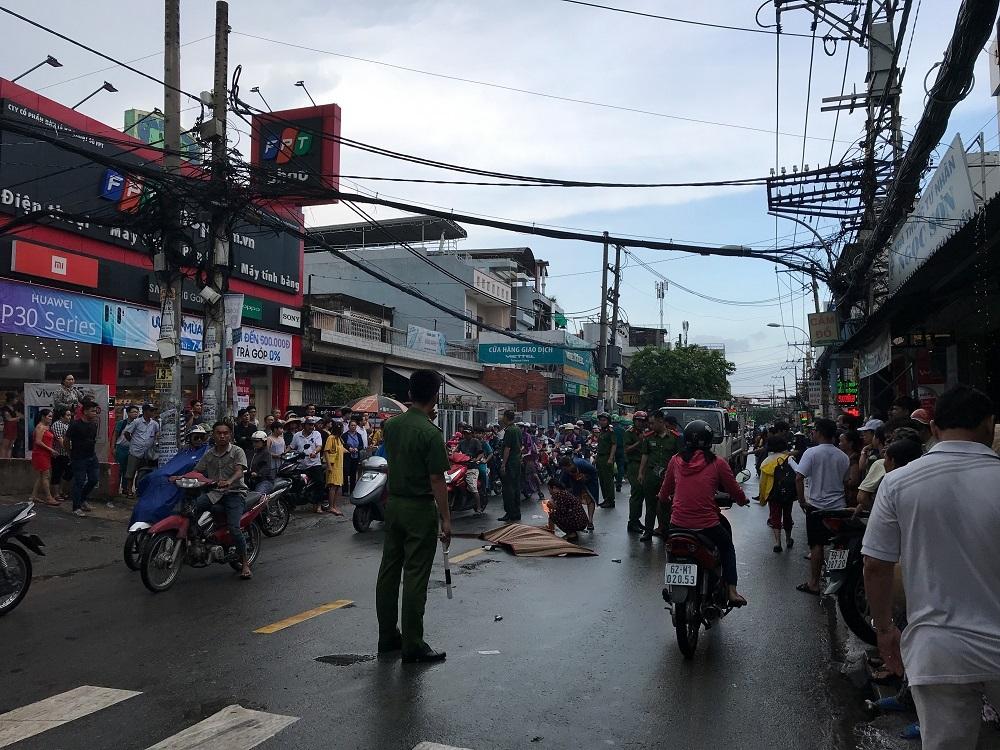 Tai Nạn Giao Thông,Tai Nạn Chết Người,Sài Gòn,tai nạn