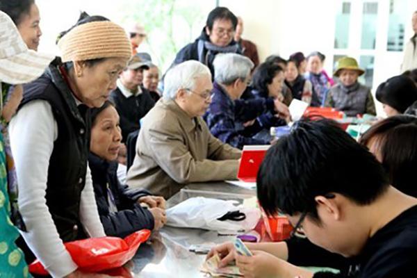 Tăng Tuổi Hưu,bảo hiểm xã hội
