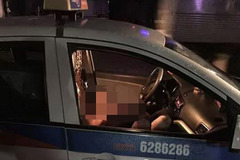 Nữ tài xế taxi bị cứa cổ ở Hà Nội