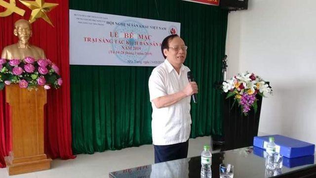 Có hay không việc Chủ tịch Hội Nghệ sĩ Sân khấu Việt Nam đạo văn?