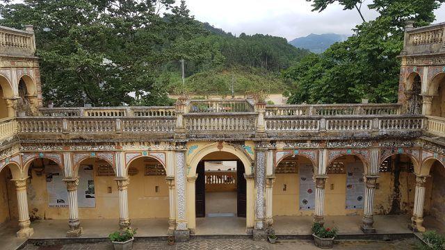 Biệt phủ,Biệt thự cổ,Lào Cai