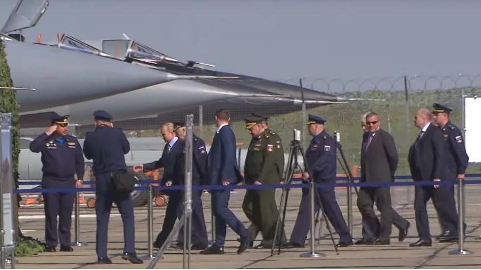 Nga,vũ khí Nga,Vladimir Putin,tên lửa tối tân