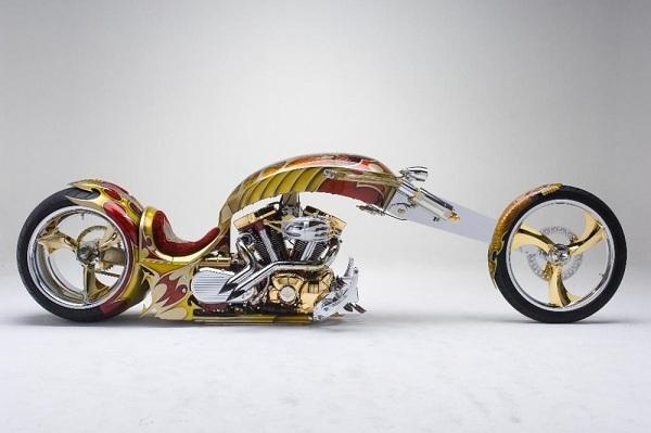 mô tô kỳ lạ,Ducati