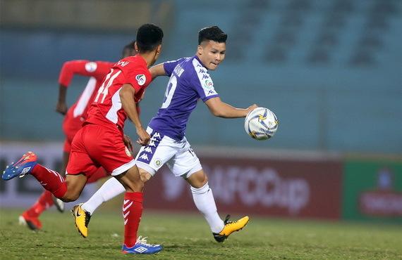 Trực tiếp Hà Nội vs Tampines Rovers: Thắng để đi tiếp