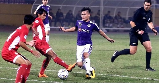 Hà Nội FC,Tampines Rover,AFC Cup 2019