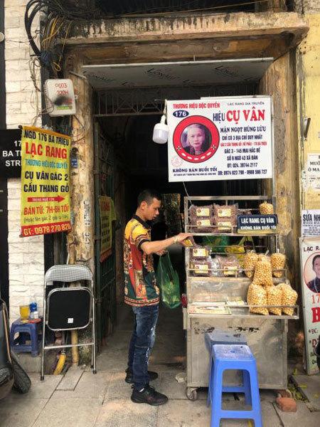 Hanoi's nicest nuts