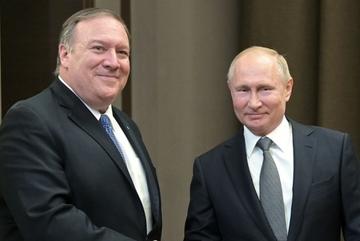 Tổng thống Putin muốn khôi phục mối quan hệ với Mỹ
