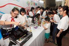 Ngày hội STEM 2019 sắp diễn ra
