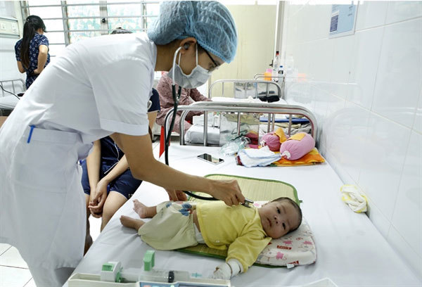 Measles forecast to rise in Hanoi