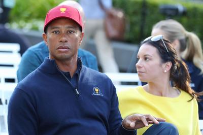 Tiger Woods gặp rắc rối trước giải PGA Championship