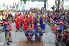 Fish worshipping festival in Nha Trang