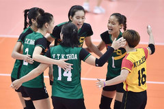 Binh Dien Long An beat Thailand in int'l volleyball event