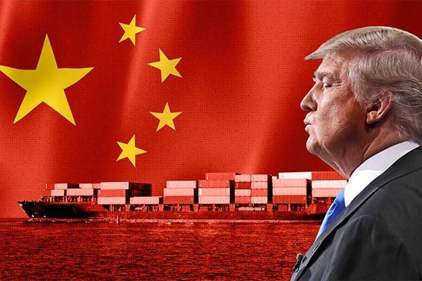 Donald Trump,chiến tranh thương mại,Mỹ,Trung Quốc