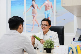 Free health examination for men in HCM City