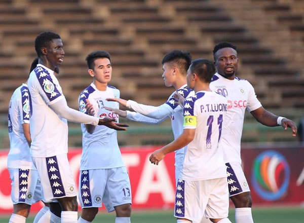 Ha Noi, Binh Duong must win to advance at AFC Cup