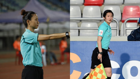 Lineswomen to take part in Binh Duong - Ceres Negros fixture