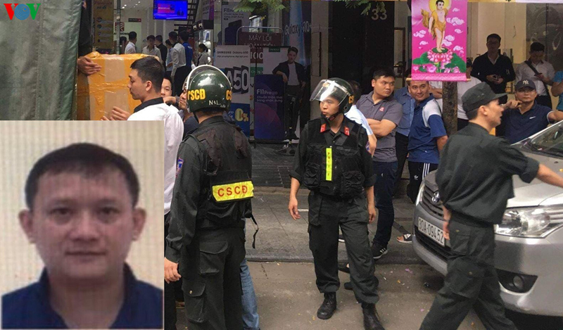 General director of Hanoi major phone seller detained