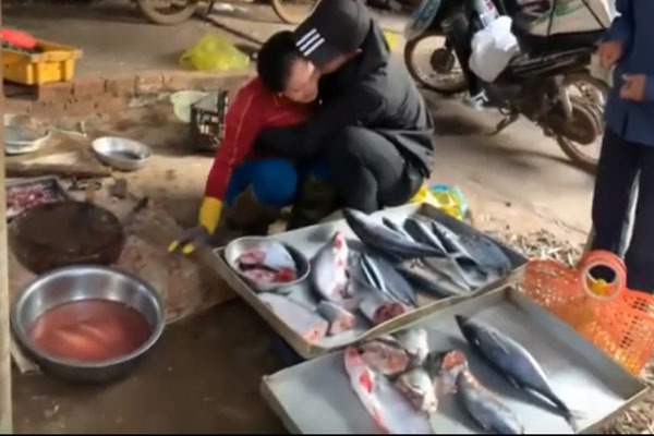 Xuất khẩu lao động,Video xúc động,Mẹ và con trai