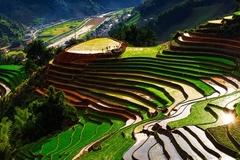 Vietnam's northwest region enters pouring-water season