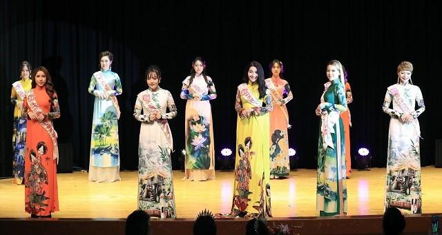 Thu Thao crowned Miss Beauty Vietnam International 2019