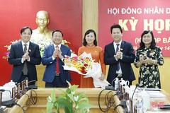 Hà Tĩnh có tân Phó Chủ tịch HĐND tỉnh