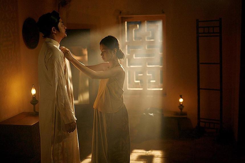 Nguyễn Phương Trà My,Vợ ba,phim Vợ ba,cảnh nóng