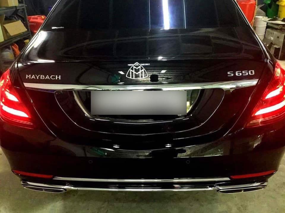 Nữ đại gia Hà Tĩnh chi 17 tỷ sở hữu siêu xe Maybach S650