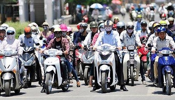 Over 39 degrees Celsius heat returns to Vietnam's northern and central regions