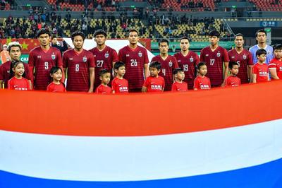 Thái Lan gọi 35 hảo thủ, đấu Việt Nam ở King's Cup