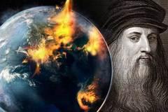 Tìm được thông điệp ngày tận thế của thiên tài Da Vinci