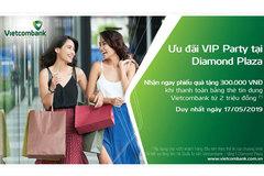 Ưu đãi dành riêng chủ thẻ tín dụng Vietcombank
