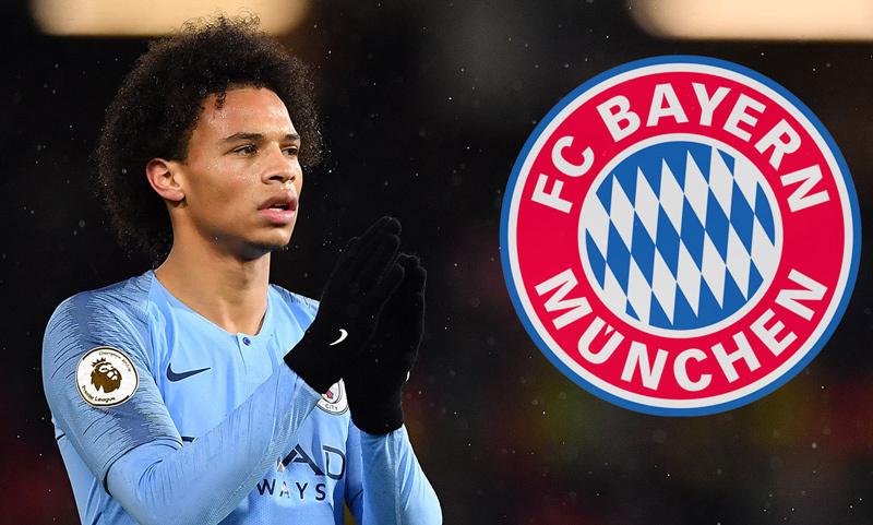 MU,Alexis Sanchez,Inter Milan,Leroy Sane,Bayern Munich,Man City