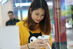 Face of mobilephone retail market is changing