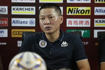 Giành quyền đi tiếp ở AFC Cup, HLV Hà Nội vẫn chưa hài lòng