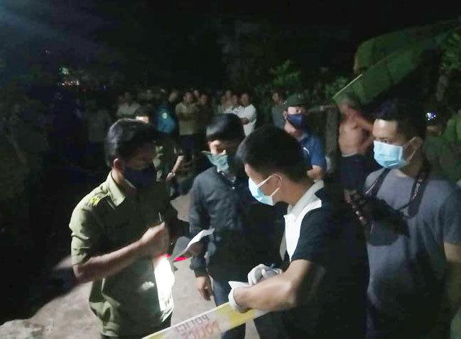 Bình Dương: Nghi án giết người, bỏ xác vào thùng nhựa đổ bê tông phi tang