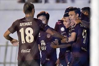 Xuân Trường cứu Buriram, Văn Lâm dừng bước League Cup