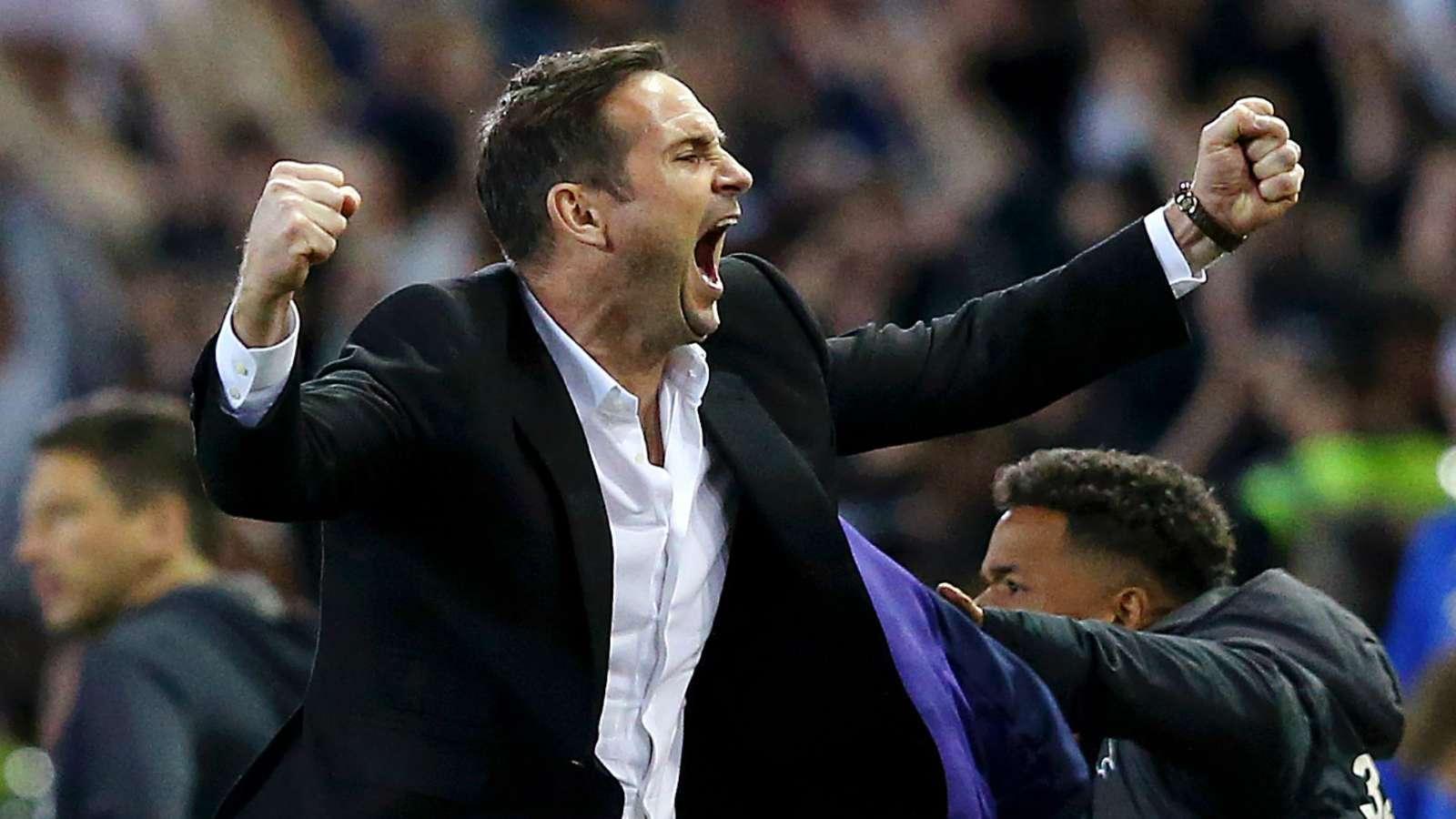 Abramovich bổ nhiệm Lampard làm HLV trưởng Chelsea