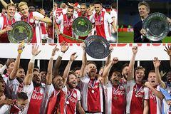 Ajax lần thứ 34 vô địch Hà Lan