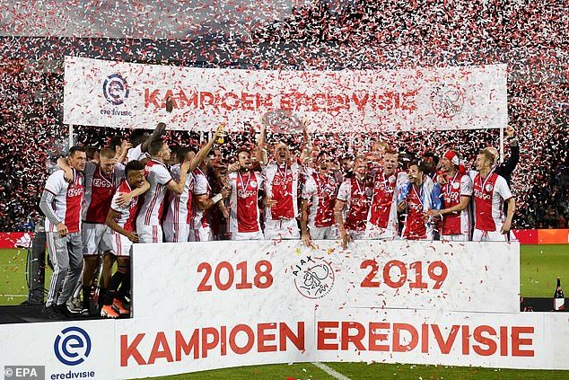 De Graafschap,Ajax Amsterdam,Ajax