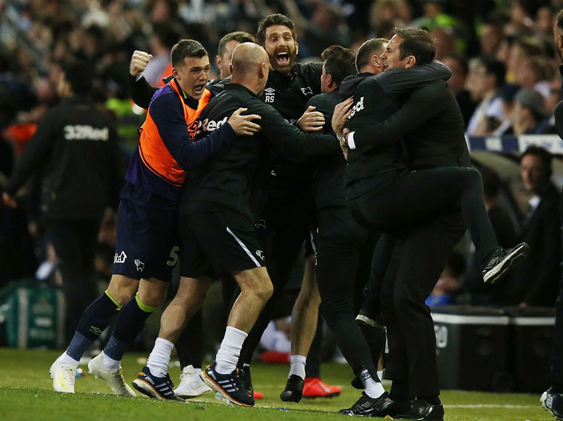 Đội bóng của Lampard vào chung kết play-off thăng hạng Premier League