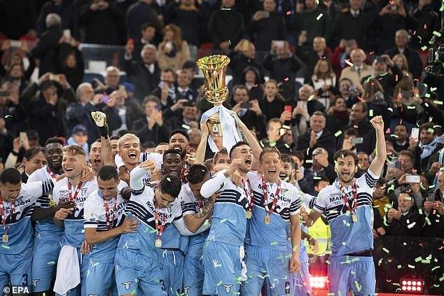 Lazio,Atalanta,Chung kết Coppa Italia